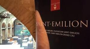 COUPE DES CRUS DES VINS DE  SAINT EMILION