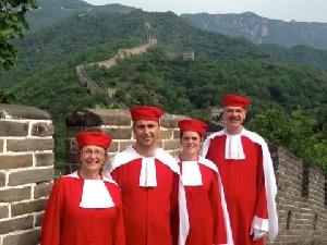 La Jurade de Saint Emilion en Chine