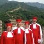 illustration : La Jurade de Saint Emilion en Chine
