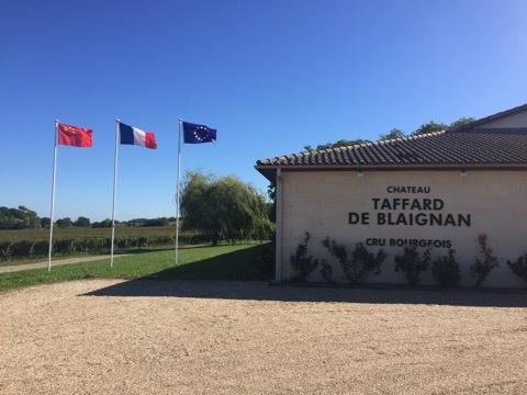 CHATEAU TAFFARD DE BLAIGNAN